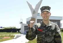 Son Heung-min earns South Korea Military accolades