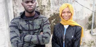 EFCC has arrested Adedamola Adewale Rukayat aka AdeHerself and Lamina Hamzat Ajibola for internet fraud