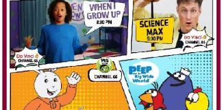 Children programme on GOtv