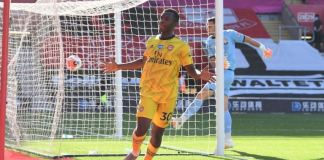 Eddie Nketiah and Joe Willock scored to give Arsenal first win since the restart