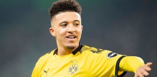 Jadon Sancho remains Manchester United top priority