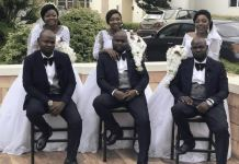 Triplets brothers marry triplet sisters in Enugu