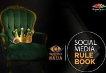 Big Brother Naija Social Media Rule Book BBNaija