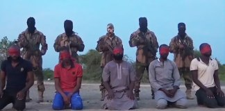 Boko Haram executed five aid workers in the northeast of Nigeria ISWAP