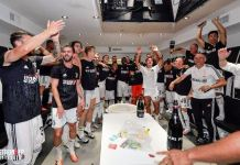 Juventus have dominated the Serie A for nine straight years