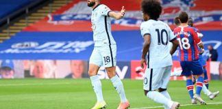 Olivier Giroud has scored five goals in his last eight games for Chelsea