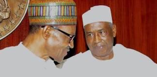 President Muhammadu Buhari has paid tribute to his friend Isa Funtua