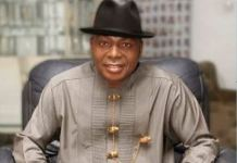 Senator James Manager denies being awarded NDDC contracts