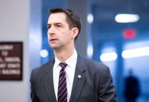Tom Cotton's opinion piece for the New York Times caused outrage slavery