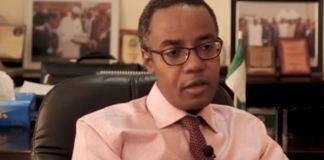 Dr Sani Aliyu, National Coordinator of the Presidential Task Force on Covid-19 vaccine