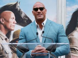 "Dwayne ""the Rock"" Johnson is the highest earning actor"