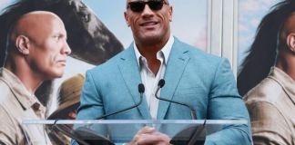 """Dwayne """"the Rock"""" Johnson is the highest earning actor"""