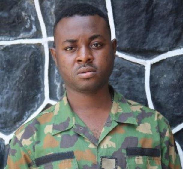 Lance Corporal Ajayi Kayode for internet fraud