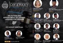Selection and Appointment of Judges: Lessons for Nigeria