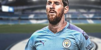 Lionel Messi has picked Manchester City should he leave Barcelona
