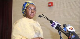 Nigeria Minister of Finance, Zainab Ahmed recession values imf
