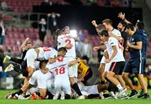 Sevilla have won a record sixth Europa League title