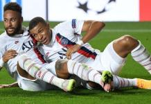 There were just 149 seconds between PSG Marquinhos' equaliser and Eric Maxim Choupo-Moting's winner