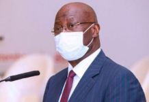 Boss Mustapha, Secretary to the Government of the Federation (SGF) represented Vice President Yemi Osinbajo schools