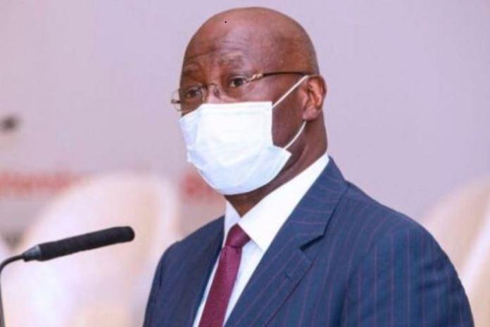 Boss Mustapha, Nigeria Secretary to the Government of the Federation (SGF) represented Vice President Yemi Osinbajo schools