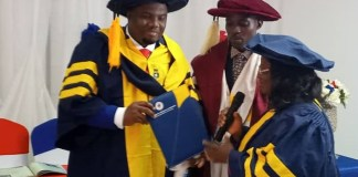 Julius Olaniyi Oyedemi bags doctorate degree
