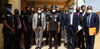 Police, army and ICPC pledges support to EFCC
