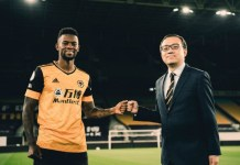 Semedo has joined Wolves from Barcelona