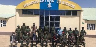 Nigerian Army, Nigerian Air Force pledge to support EFCC