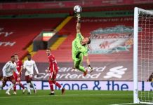 Bernd Leno kept Arsenal in the game with some fantastic saves