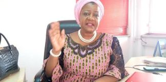 Lauretta Onochie has been nominated as an INEC Commissioner by President Muhammadu Buhari