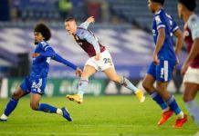 Ross Barkley has scored back to back for Aston Villa