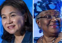 US has backed South Korea's Yoo Myung-hee over Nigeria's Ngozi Okonjo-Iweala