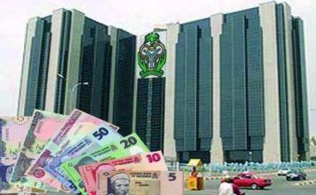 Central Bank of Nigeria CBN logo