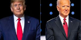 President Donald Trump's pathway to victory narrows as Joe Biden closes on presidential election victory