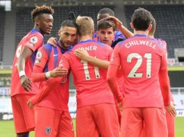 Tammy Abraham scored the winner as Chelsea beat Newcastle 2-0