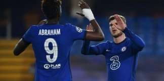 Timo Werner scored twice as Chelsea beat Rennes 3-0 at Stamford Bridge