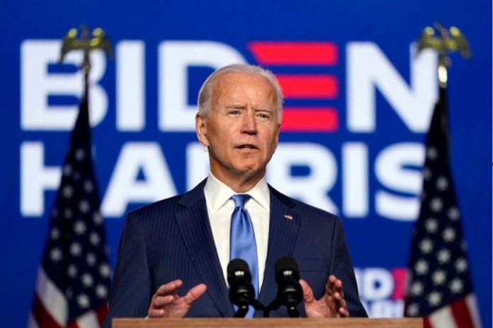 Electoral College has affirmed Joe Biden as President-Elect