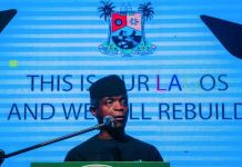 Vice President Yemi Osinbajo has urged Nigerians to give the Judicial Panel of Inquiry a chance