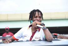 Laycon tours Abeokuta as he kicks off his GOtv Iconic tour
