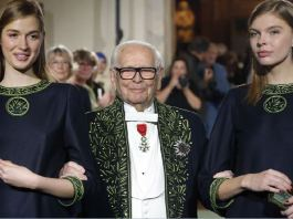 Pierre Cardin has died at the age of 98