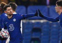 Jorginho scored for Chelsea from the spot