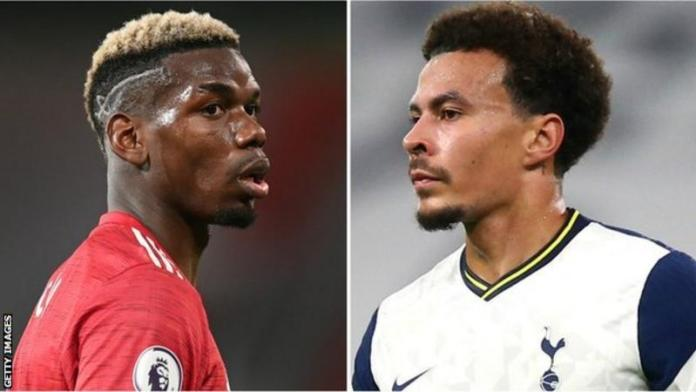 Paul Pogba wants out of Manchester United while Dele Alli is unwanted at Tottenham