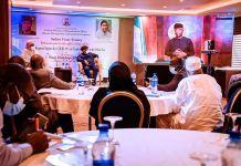 Vice President Yemi Osinbajo launches COVID-19 Rapid Response Register