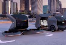 General motors flying cars