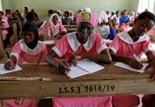 50-year-old Ilorin woman takes primary school classes