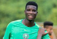 AFCON, Onuachu vows to break goal drought
