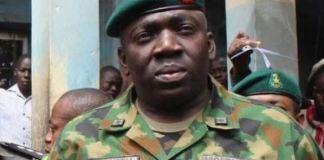 COAS Lt. Gen. Ibrahim Attahiru imo