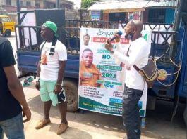 Igboho begins awareness in Lagos