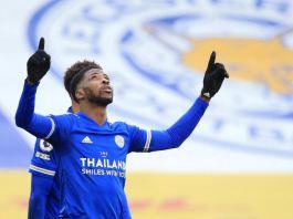 Iheanacho, Vardy score as Leicester thrash West Brom