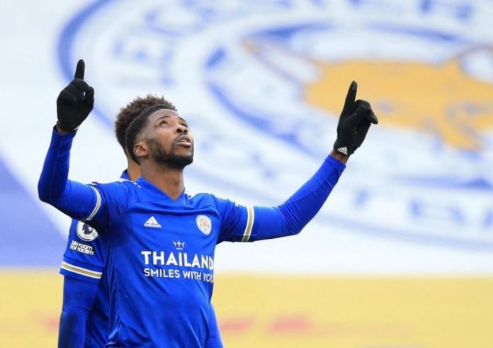 Iheanacho scores winner as Leicester outclass Crystal Palace